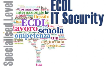 ECDL IT Security Specialised Level